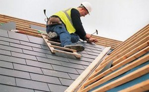 a roofing 14